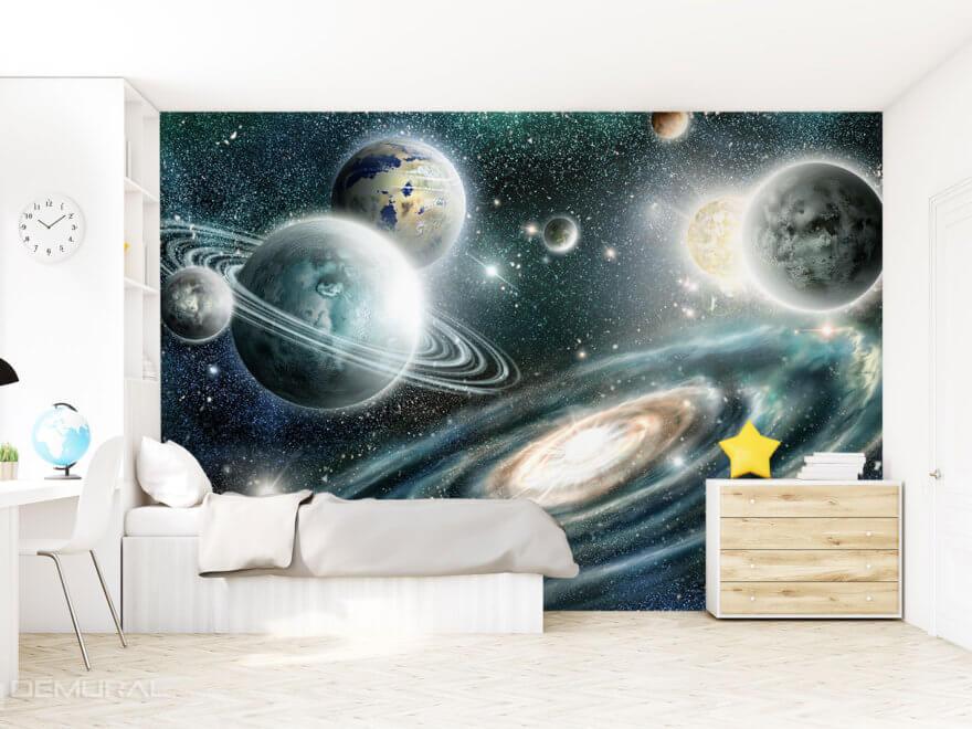Photo wallpaper cosmos - Demural