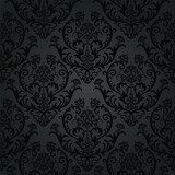 Dark symmetry - classical wallpaper