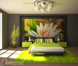 an oriental oasis of peacefulness bedroom wallpaper mural photo wallpapers demural