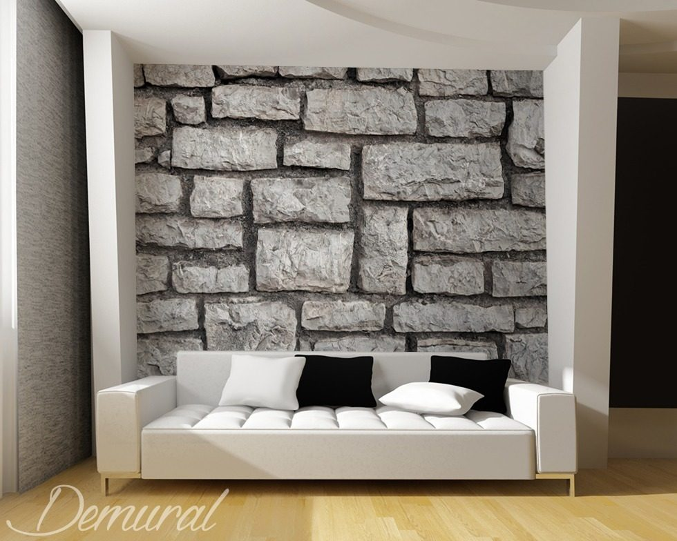 For sure! Living room wallpaper mural Photo wallpapers Demural