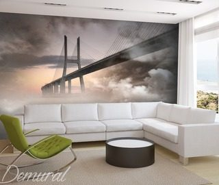 a living room bovver architecture wallpaper mural photo wallpapers demural