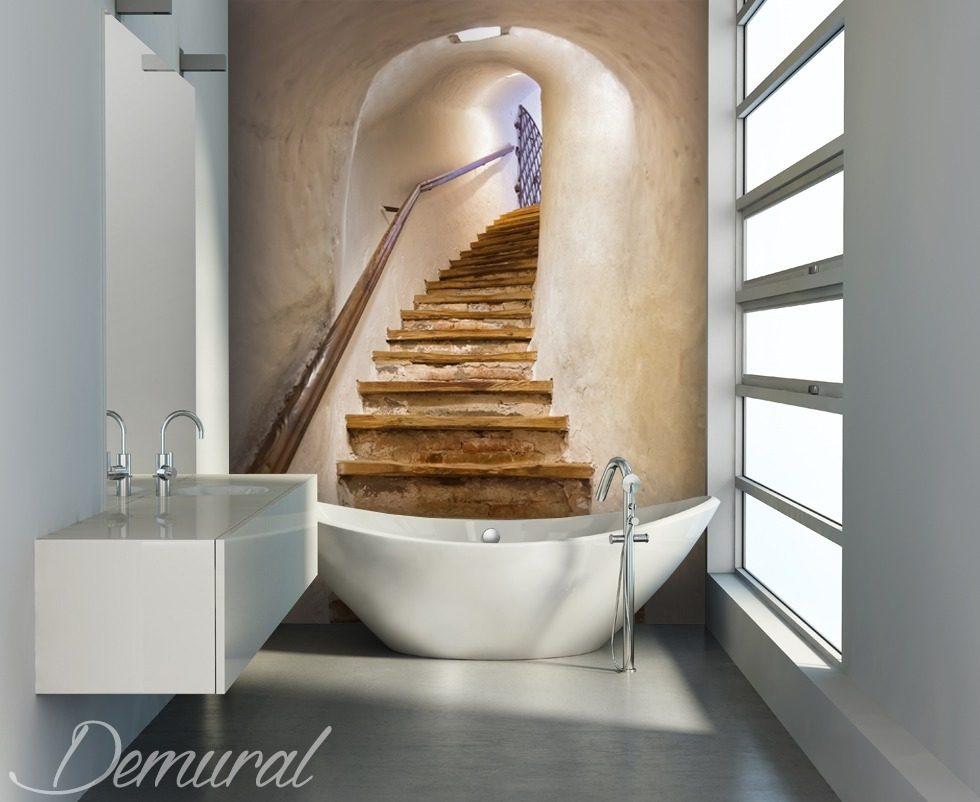 Bathroom Wallpaper Mural