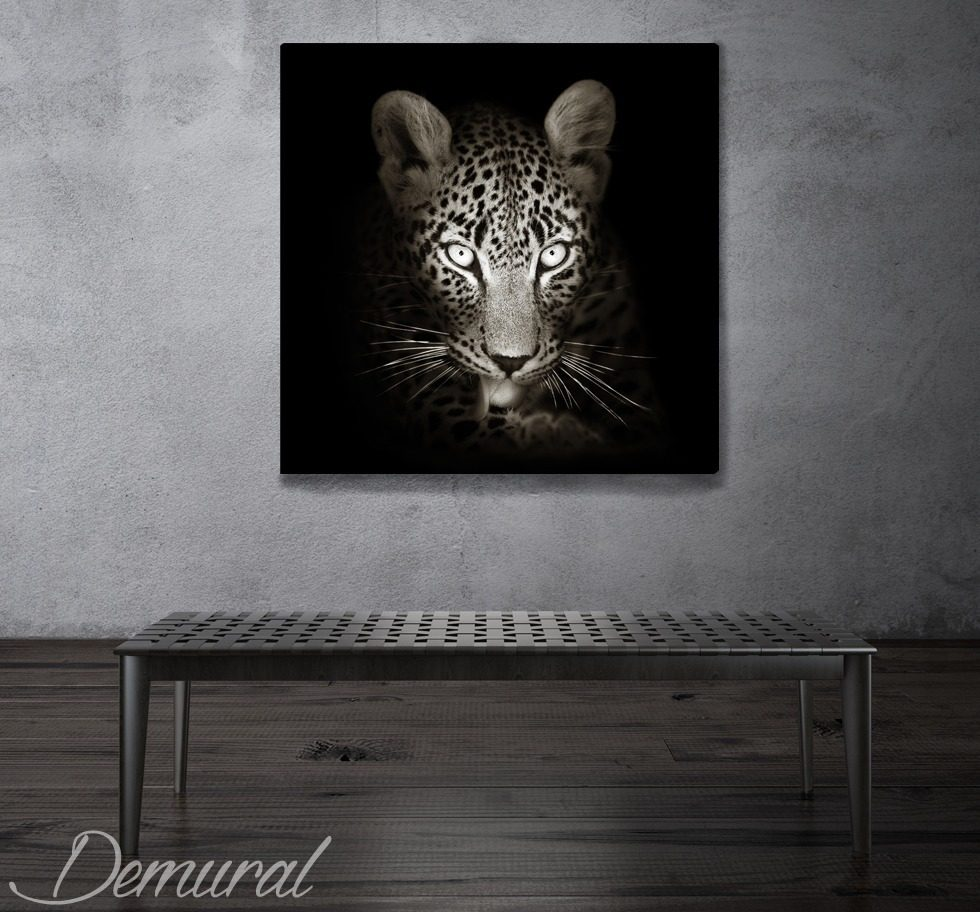 Primary instincts Canvas prints Animals Canvas prints Demural