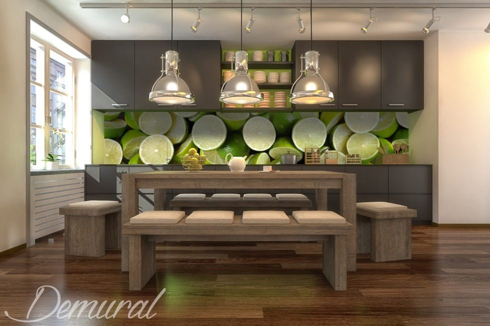 It's time for Margarita Kitchen wallpaper mural Photo wallpapers Demural