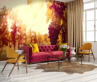 Do-you-remember-it-was-fall-wall-murals-and-photo-wallpapers-sunsets-photo-wallpapers-demural