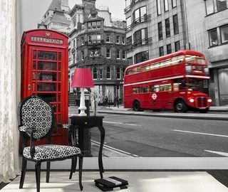hello its london cities wallpaper mural photo wallpapers demural