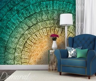 a mural mandala abstraction wallpaper mural photo wallpapers demural
