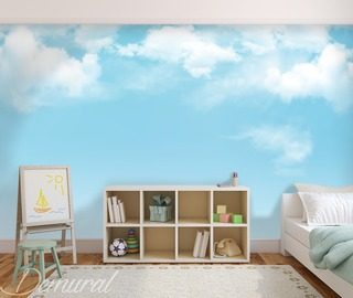 daydreaming boys room wallpaper mural photo wallpapers demural