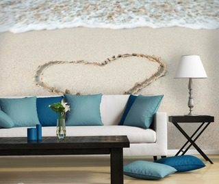 to be as like as two grains of sand living room wallpaper mural photo wallpapers demural