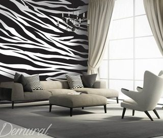 a hoof beat of zebras black and white wallpaper mural photo wallpapers demural