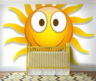 mamas gonna buy you a sun childs room wallpaper mural photo wallpapers demural