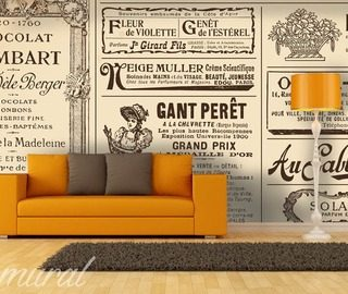 a newsagents shop sepia wallpaper mural photo wallpapers demural