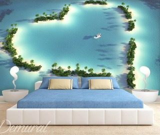 an atoll stole bedroom wallpaper mural photo wallpapers demural