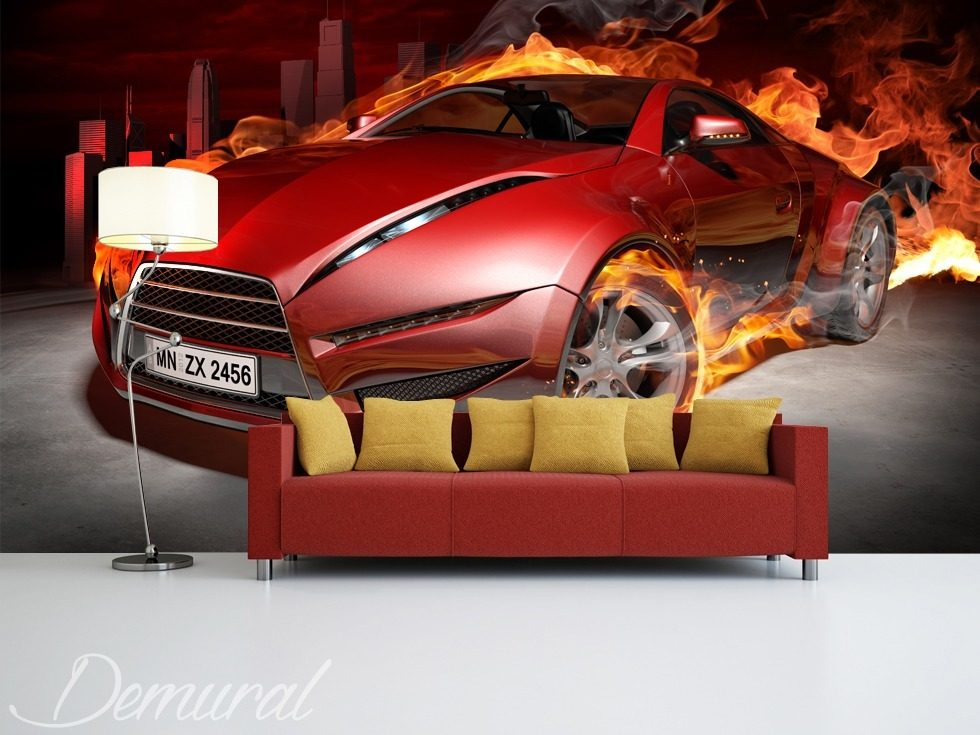 at full speed wall murals photo wallpapers vehicles photo wallpapers demural