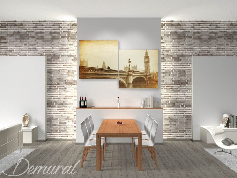 a london duet canvas prints cities canvas prints demural