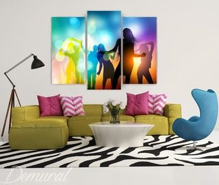 lets dance canvas prints people canvas prints demural