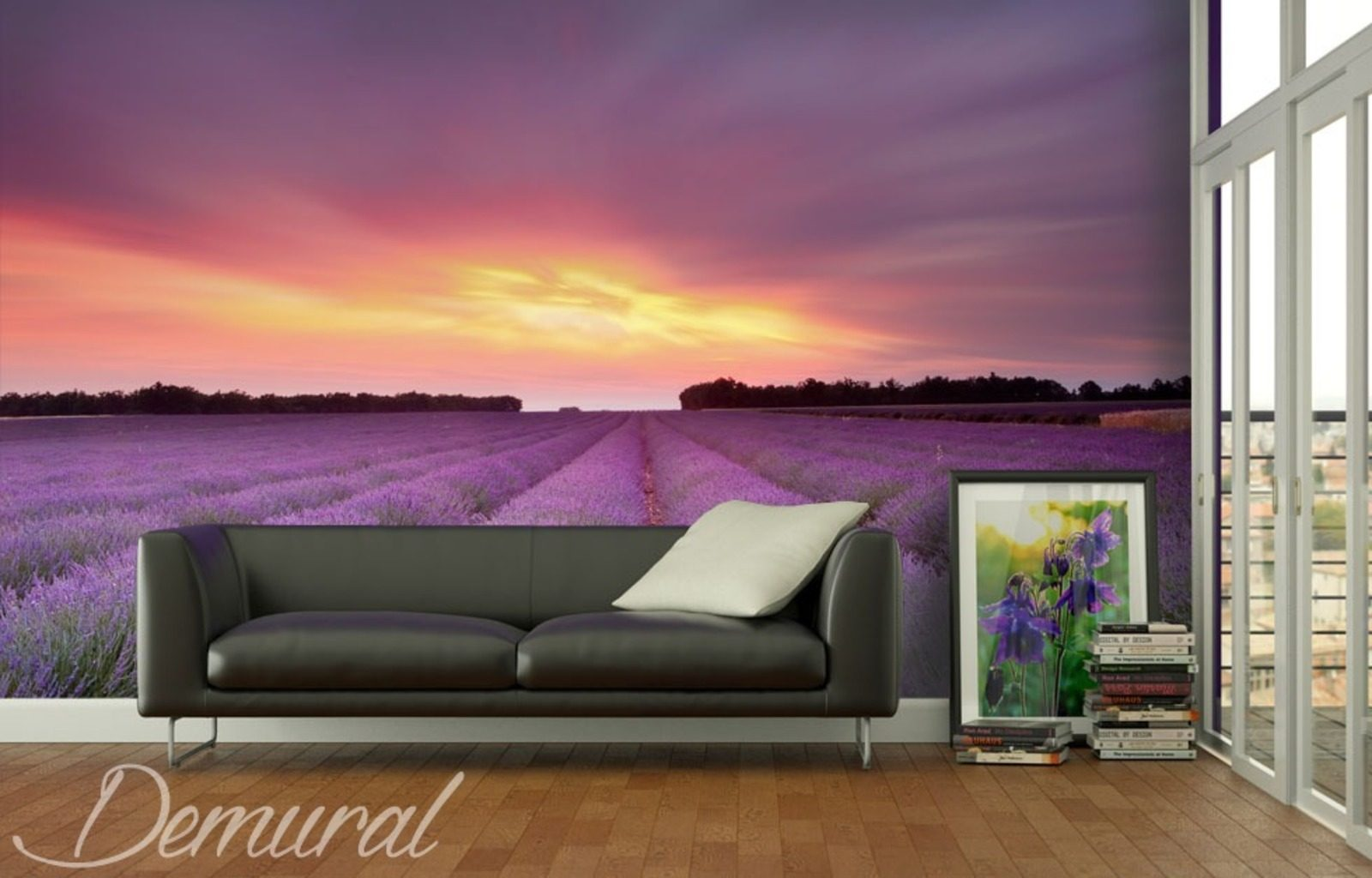 living room cicadas wall murals and photo wallpapers provence photo