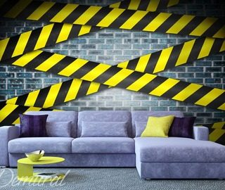 banality warning teenagers room wallpaper mural photo wallpapers demural