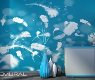 like feathers in the wind abstraction wallpaper mural photo wallpapers demural