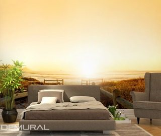 Going-to-the-beach-wall-murals-and-photo-wallpapers-sunsets-photo-wallpapers-demural