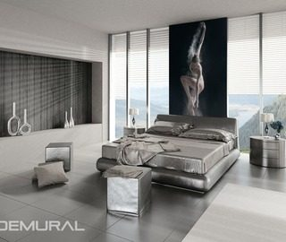 would you like to dance with me bedroom wallpaper mural photo wallpapers demural