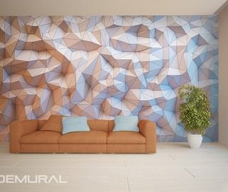 crumpled paper three dimensional wallpaper mural photo wallpapers demural