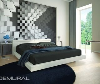 hung in the air three dimensional wallpaper mural photo wallpapers demural
