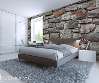 stone wall patterns wallpaper mural photo wallpapers demural
