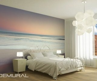 the sound of the sea bedroom wallpaper mural photo wallpapers demural