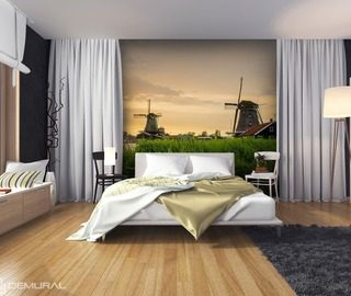 in don quixote land landscapes wallpaper mural photo wallpapers demural