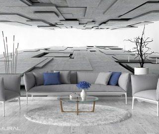 Photo wallpapers 3d demural for 3d wallpaper murals uk
