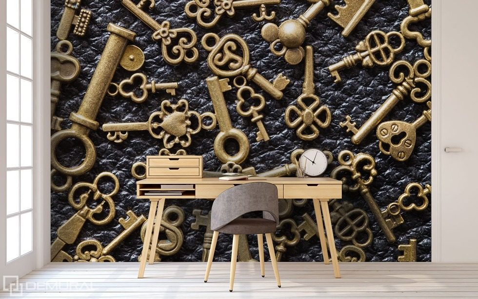 key to a successful design office wallpaper mural photo wallpapers demural