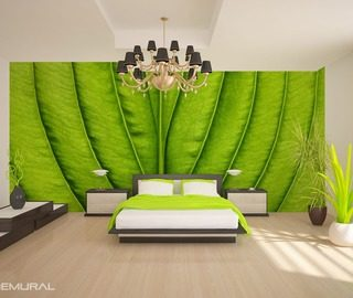 my wall is getting green patterns wallpaper mural photo wallpapers demural