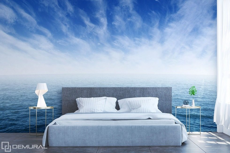 In The Oceanic Dreams Bedroom Wallpaper Mural Photo Wallpapers Demural