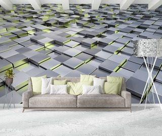 Photo wallpapers 3d demural for Tappezzerie murali moderne