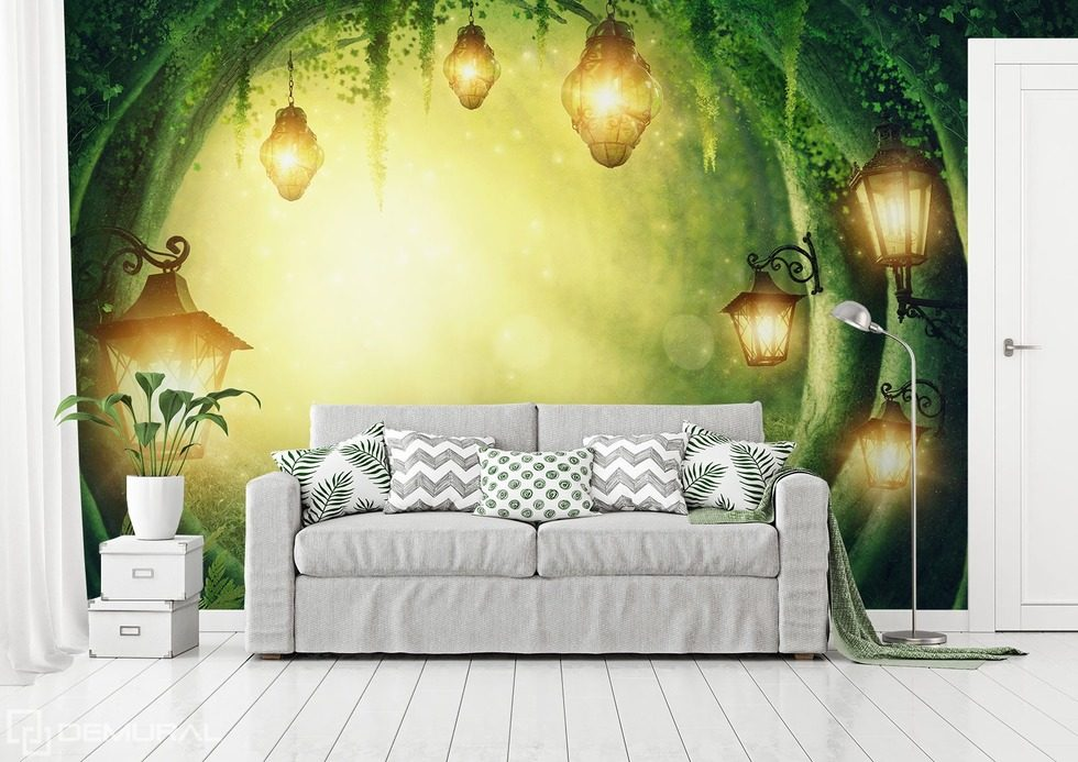Photo wallpapers for Living room | Demural®