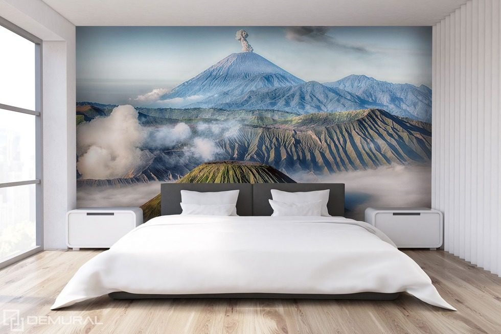 mountain afterimages the magic of the world oriental wallpaper mural photo wallpapers demural