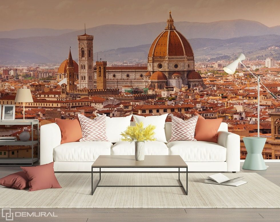 Urban landscapes the magic of the classics cities for City wallpaper mural