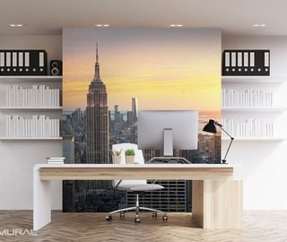 beauty in the heights office wallpaper mural photo wallpapers demural