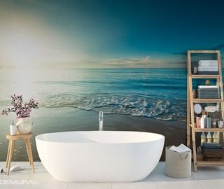 bathroom photo wallpaper and wall mural demural uk. Black Bedroom Furniture Sets. Home Design Ideas