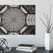 Ceiling-full-of-magic-posters-architecture-posters-demural