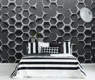 3 d wall murals and photo wallpapers demural uk for 3d effect bedroom wallpaper