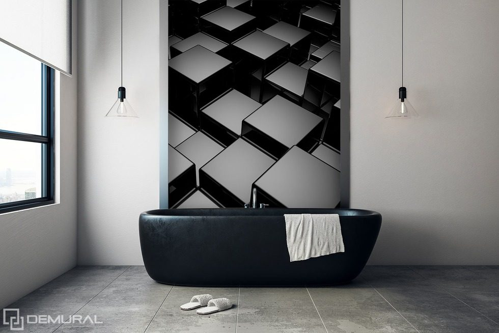 In the light of simplicity Three-dimensional wallpaper, mural Photo wallpapers Demural