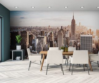 inspiration straight from the modern city cities wallpaper mural photo wallpapers demural