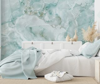 a bedroom like a pastel dream patterns wallpaper mural photo wallpapers demural