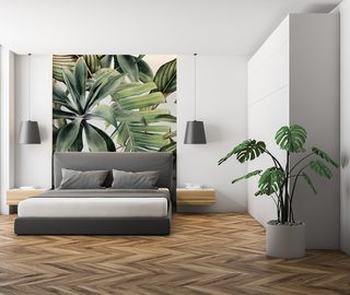 minimalist reference to nature patterns wallpaper mural photo wallpapers demural